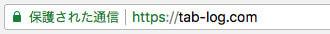 URLからhtmlが消えている