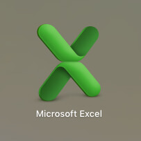 MacのCSV編集ソフト「Excel」