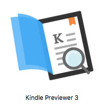 「Kindle Previewer3」をダブルクリック