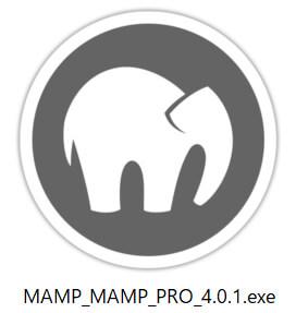 「MAMP_MAMP_PRO_○.○.○.exe」をダブルクリック