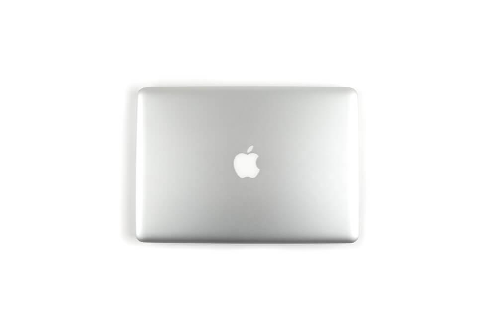 MacBook Pro背面上から画像(小)