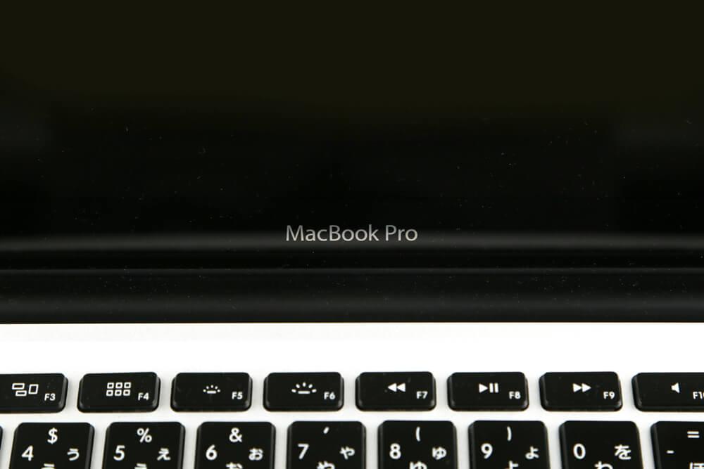 MacBook Proロゴ画像