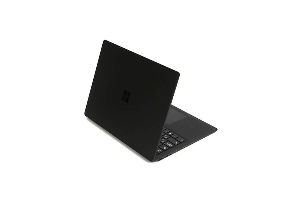 「Surface Laptop2」背面立ち上げ画像3