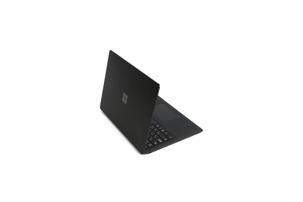 「Surface Laptop2」背面立ち上げ画像11
