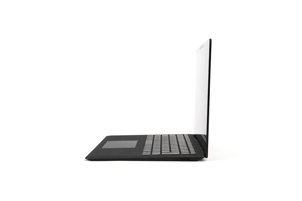 「Surface Laptop2」側面画像90度横2