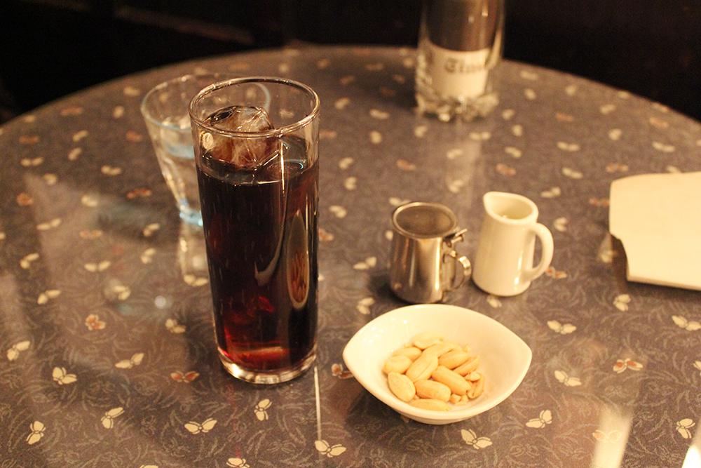 アイスコーヒー 700円