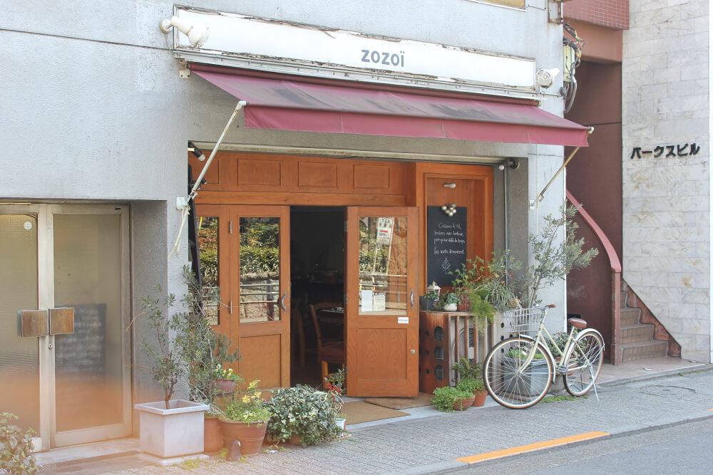 ザ・おしゃれカフェ「zozoi」