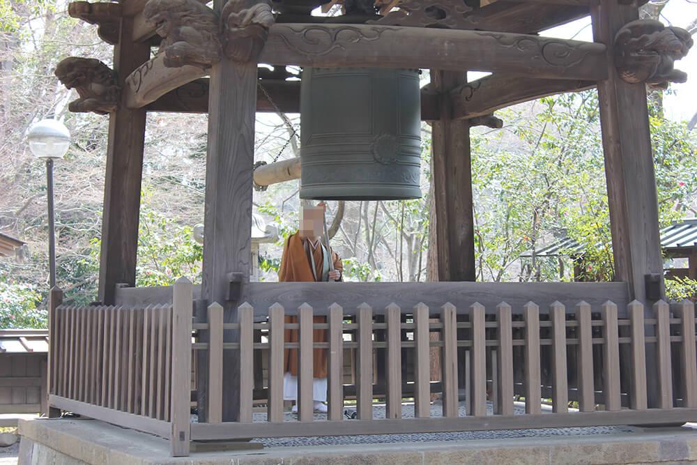日本の風流「鐘の音」