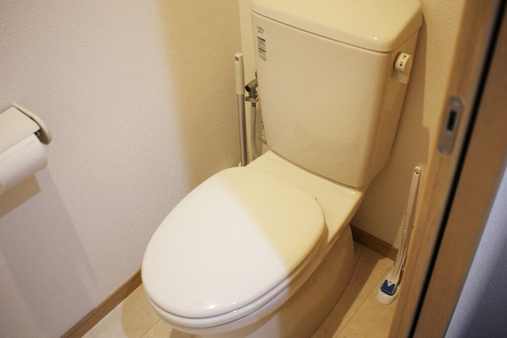 これがうちのトイレ