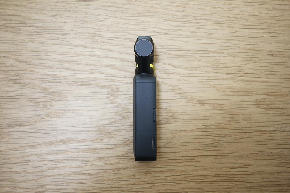 DJI「Osmo Pocket」右側
